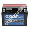 EXIDE ETZ14-BS 11Ah bal+ 12V (felitatott)