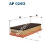 Filtron AP024/2 Filtron levegőszűrő