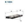 Filtron K1003 Filtron pollenszűrő