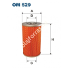 Filtron OM529 Filron olajszűrő