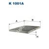 Filtron K1001A Filtron pollenszűrő