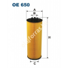 Filtron OE650 Filron olajszűrő