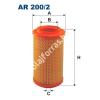 Filtron AR200/2 Filtron levegőszűrő