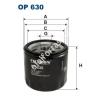 Filtron OP630 Filron olajszűrő