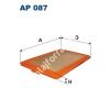 Filtron AP087 Filtron levegőszűrő