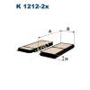 Filtron K1212-2x Filtron pollenszűrő