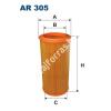 Filtron AR305 Filtron levegőszűrő