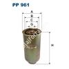 Filtron PP961 Filtron üzemanyagszűrő