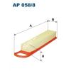 Filtron AP058/8 Filtron levegőszűrő