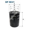 Filtron OP563/1 Filron olajszűrő