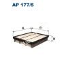 Filtron AP177/5 Filtron levegőszűrő