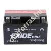 EXIDE ETZ10-BS 8,6Ah bal+ 12V (felitatott)