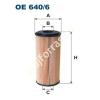 Filtron OE640/6 Filron olajszűrő