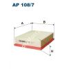 Filtron AP108/7 Filtron levegőszűrő