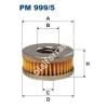 Filtron PM999/5 Filtron üzemanyagszűrő