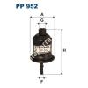 Filtron PP952 Filtron üzemanyagszűrő