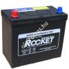 Rocket SMF NX100-S6S 45Ah bal+