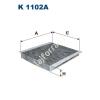 Filtron K1102A Filtron pollenszűrő