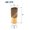 Filtron AK372 Filtron levegőszűrő