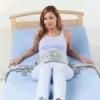 Hasi rögzítőpánt ágyhoz mágneszáras