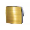 Vents Hungary Vents 150 LDATL Zárt előlappal szerelt dekor ventilátor (arany) Időkapcsolóval és Golyóscsapággyal