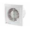 Vents Hungary Vents 150 Silenta-STH Alacsony Zajszintű és Energiafogyasztású Ventilátor Lapos Előlappal Páraérzékelővel és Időkapcsolóval