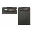 Felírótábla számológéppel, A4,  fekete (IIVFTSZ)