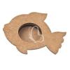 Mécsestartó - hal
