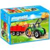 Playmobil Bálaszállító traktor - 6130