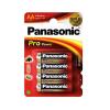 Panasonic Pro Power LR6 AA ceruzaelem 4db-os