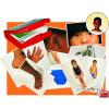 Akros Szókincstár fényképkártyák - testrészek és ruhák