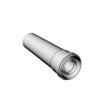 Ricom gas Ø 60/100 mm-es, 1m-es toldócső