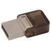 Kingston 64 GB OTG Pendrive,USB 2.0, Barna