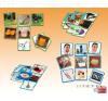 Akros Előtte és utána - fényképkártyák betű és számtan eszköz
