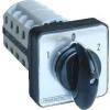 Tracon Electric Választókapcsoló, 1-0-2 - 400V, 50Hz, 160A, 2x4P, 37kW, 88x88mm, 60° TKV-1664 - Tracon