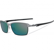 Oakley napszemüveg Tinfoil Carbon Lead/ Matte Black/ Emerald Iridium Polarized