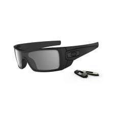 Oakley napszemüveg Batwolf Matte Black W/Grey Polarized