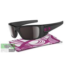 Oakley napszemüveg Fuel Cell Breast Cancer Awareness Edition Matte Black/ OO Black Iridium Polarized