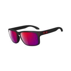 Oakley napszemüveg Holbrook Matte Black/ Positive Red Iridium