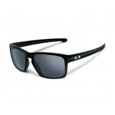 Oakley napszemüveg Sliver Polished Black/ Black Iridium Polarized