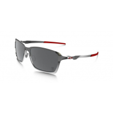 Oakley napszemüveg TinCan Ferrari Black Chrome/ Black Iridium Polarized