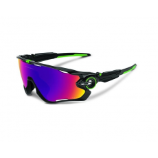 Oakley napszemüveg Jawbreaker Polished Black Prizm Road