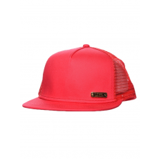 DJinns SINGLE C Sapka (5P-TRUCKER_0RED)