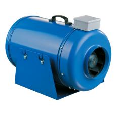 Vents Hungary Vents VKMI 200 Hangszigetelt Csatornaventilátor Műanyag Bevonatú Acélházban ventilátor