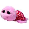 Ty. Plüss figura Beanie Boos 42 cm SHELLBY- rózsaszín teknős