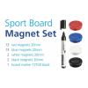 Mágnes szett sport (taktikai) táblákhoz