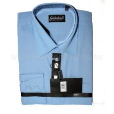 Goldenland slim hosszúujjú ing - Kék