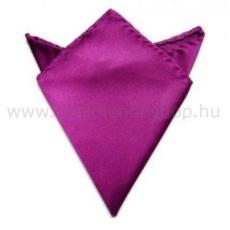 Roy Zsorzsett szatén díszzsebkendõ - Pink