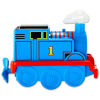 Fisher-Price Thomas - úszó Thomas mozdony