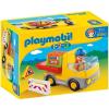 Playmobil Playmobil Teherautós Tibcsi (6960)